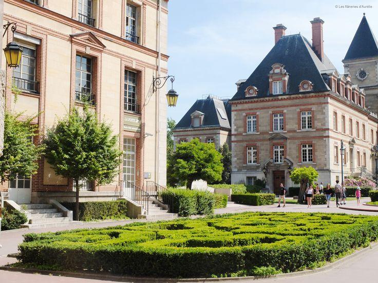 Paris bucolique #9 : Montsouris   Les flâneries d'Aurélie