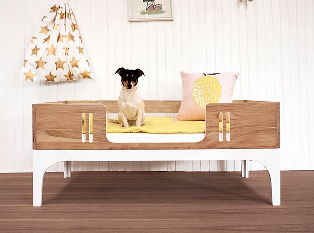 Bunny&Clyde doggie beds. Love.