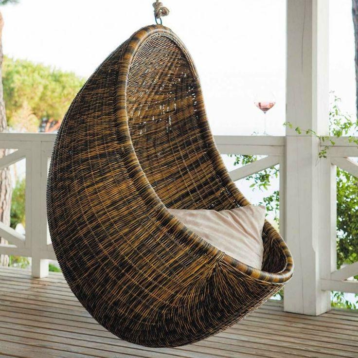 1000 id es sur le th me chaise d 39 oeuf suspendue sur pinterest chaises pivotantes balan oires. Black Bedroom Furniture Sets. Home Design Ideas