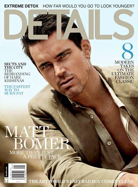 #MattBomer #DetailsMagazine