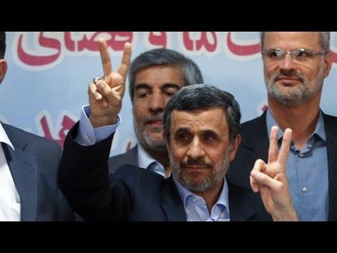 Iran Ex-President Ahmadinejad signs up for presidential election