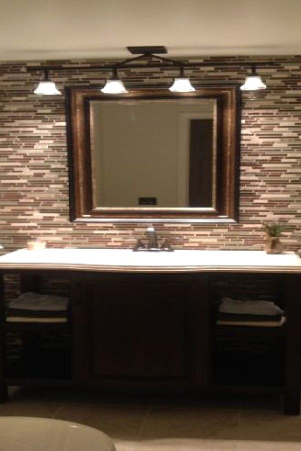 Charmant Creative Bathroom Lighting Fixture Ideas To Accent Your Bathroom In Your  Cottage | Bathroom Lighting Ideas Design No. 6145 U2026 | Bathroom Lighting  Ideas In ...
