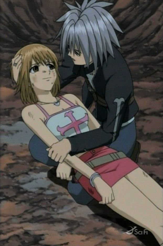 rave master elie and haru relationship