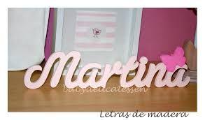 Resultado de imagen para nombre martina en 3d para imprimir