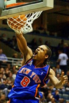 The Legacy of Latrell Sprewell : The New Yorker
