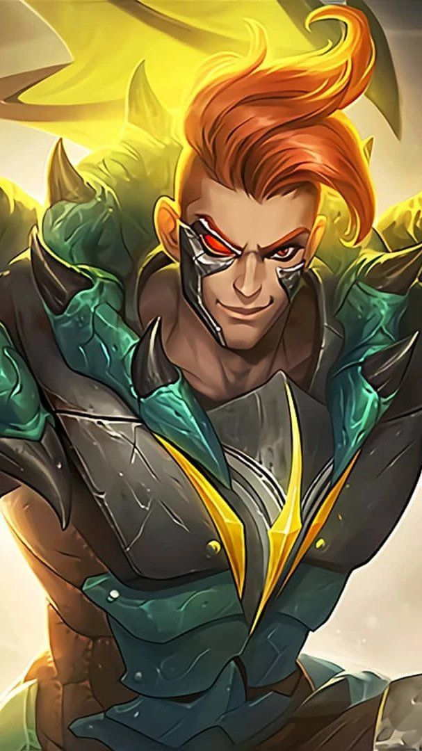 Mecha Dragon Claude Skins Mobile Legends | Seni