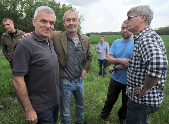 Liberados los observadores de la OSCE retenidos en Ucrania | Internacional | EL PAÍS