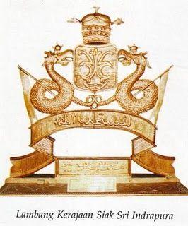 siak sri indrapura - Royal Emblem