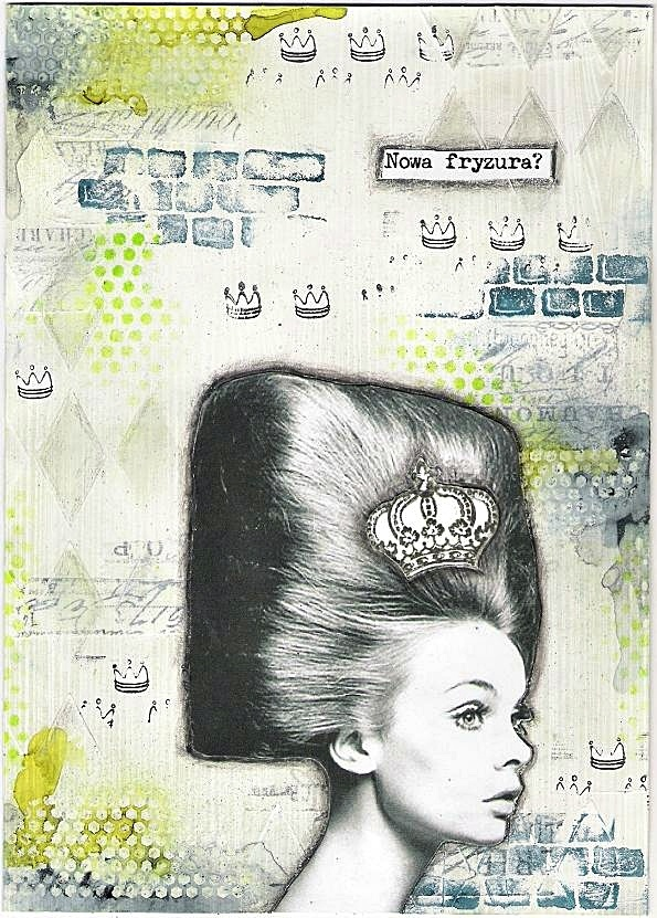 { http://3rdeyecraft.blogspot.com/2013/02/nowa-fryzura-new-hairstyle.html }  collage by JaMajka ♥    with: * użyte stemple:  TES-080 brick wall http://3rdeyecraft.com/en_US/p/TES-080-brick-wall/87  TES-084 honeycomb6 http://3rdeyecraft.com/en_US/p/TES-084-honeycomb6/91  TES-091 crowns http://3rdeyecraft.com/en_US/p/TES-091-crowns/98