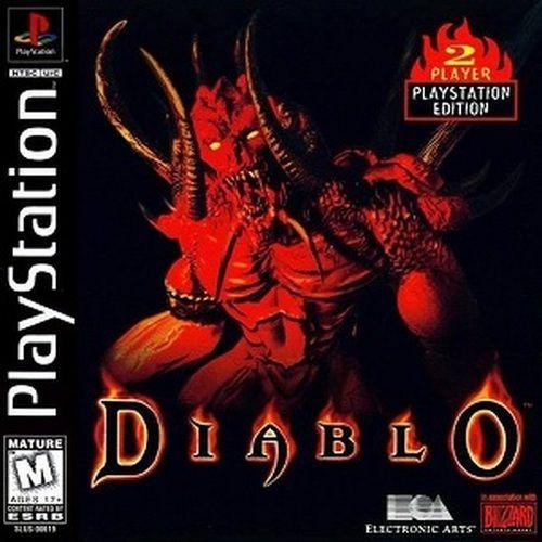 Complete Diablo - PS1 Game