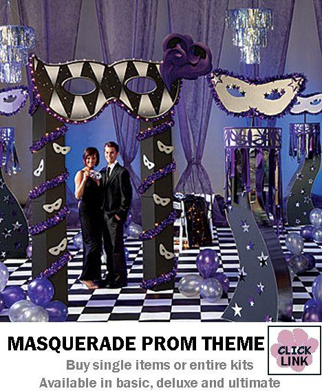 Masquerade Ball Prom Decorations: 25+ Best Ideas About Masquerade Prom On Pinterest