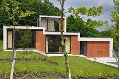 Fasády rodinných domů fotogalerie, vizualizace | ILTEGRO, spol. s.r.o.
