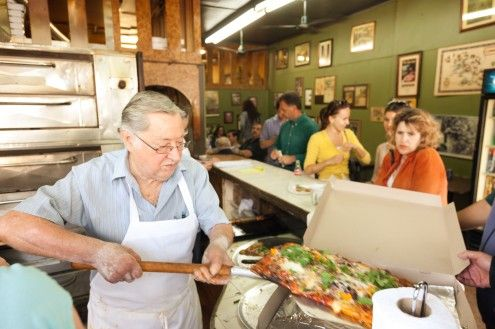 The Best Pizza Ever - Di Fara Pizza