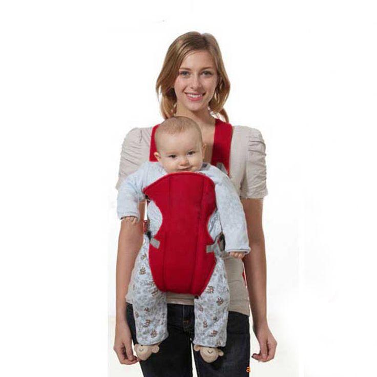 フロントベビーキャリア快適な幼児ベビースリングバックパックポーチラップ赤ちゃんカンガルー2-30ヶ月