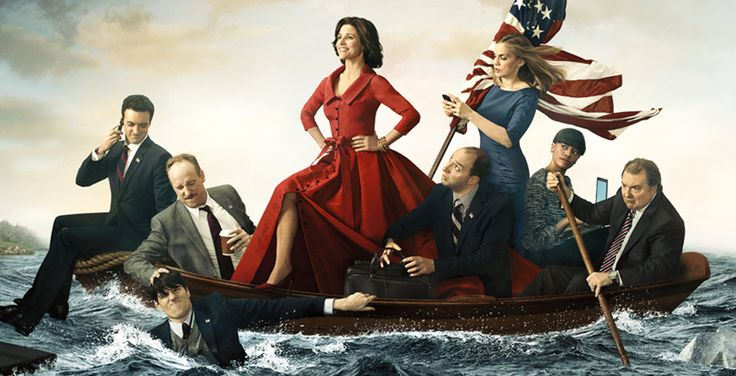 "Emmy-Nominated HBO Comedy Series ""Veep"" Returns For Its Fourth Season April 12th"