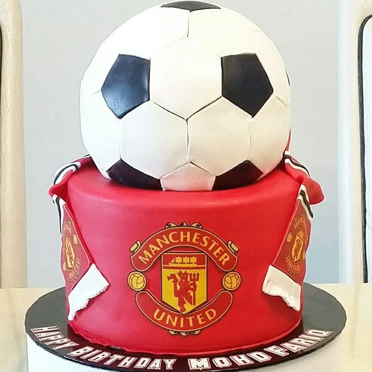 Manchester United Cake                                                                                                                                                                                 More
