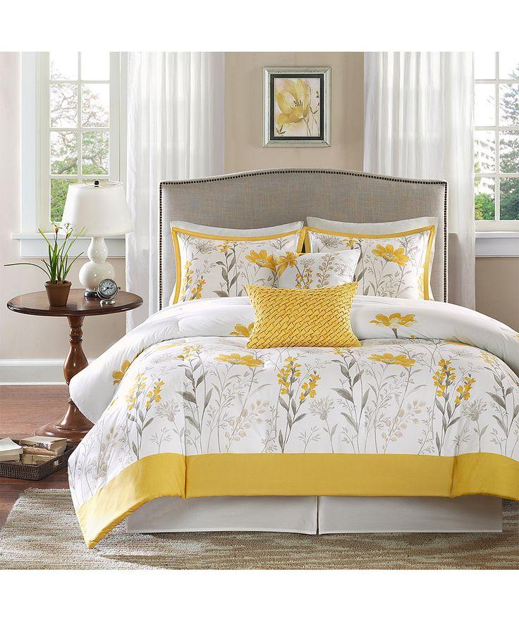 Meadow Comforter Set Zulily Bedroom Design