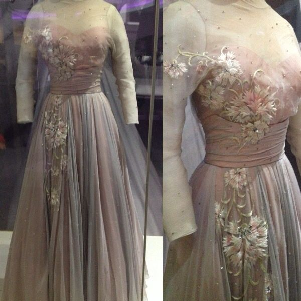 Princess Grace Kelly Iconic dress at Newbridge Silver , Kildare Ireland