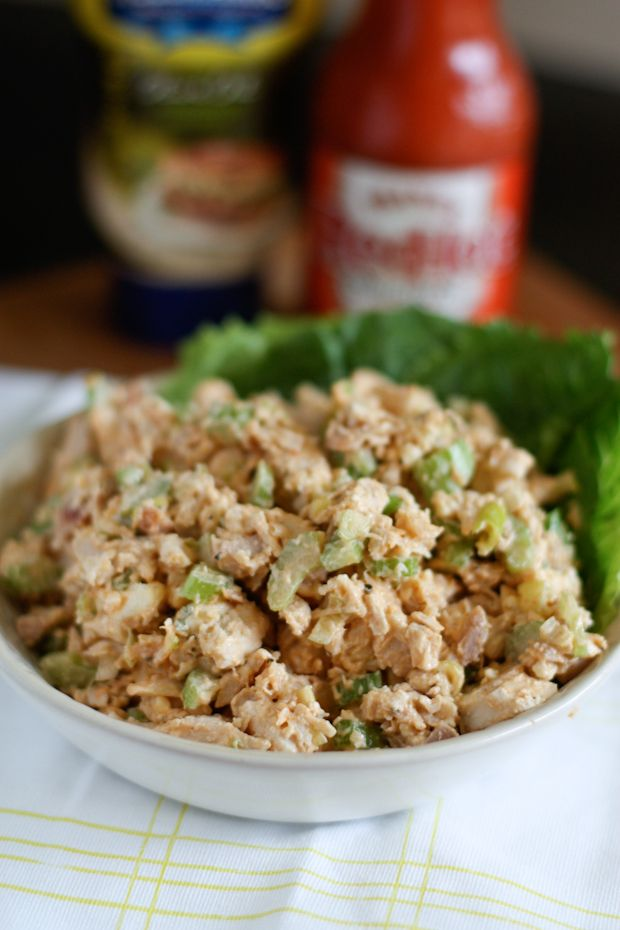 good recipe for rotisserie chicken salad