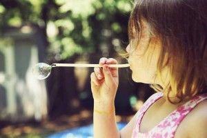 La recette du liquide à bulles | La cabane à idées