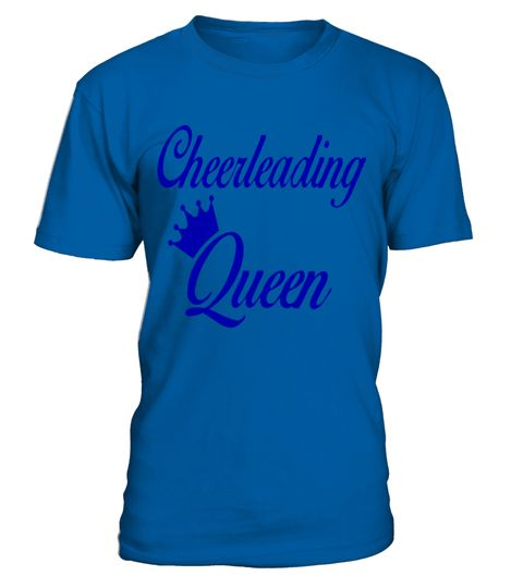 """# Cheerleading Queen Funny Cheerleader shirt .  Special Offer, not available in shops      Comes in a variety of styles and colours      Buy yours now before it is too late!      Secured payment via Visa / Mastercard / Amex / PayPal      How to place an order            Choose the model from the drop-down menu      Click on """"Buy it now""""      Choose the size and the quantity      Add your delivery address and bank details      And that's it!      Tags: Perfect tee for any Cheerleader…"""