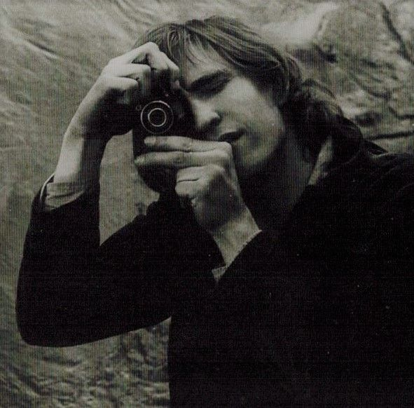 Joe Walsh - photographed by Tom Wright
