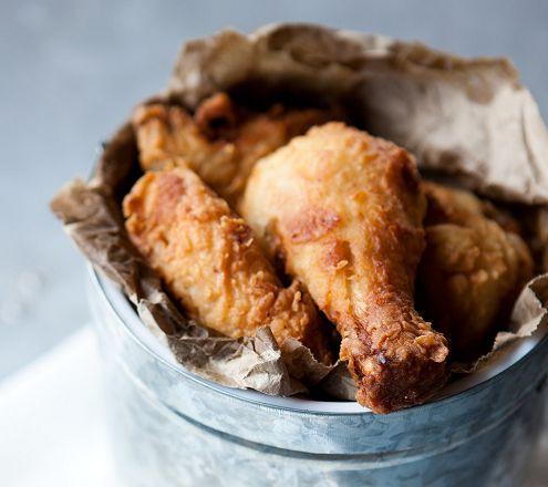 Poulet frit à la texane