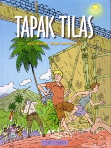 Pionir Books: 'Tapak Tilas': Komik Wajib Agustusan