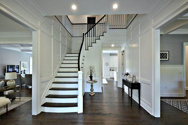 dark hardwood floors 2017 trends.  Hardwood flooring ideas for your home.