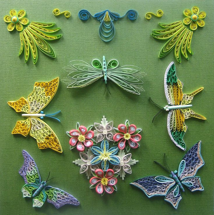 Quilling On Pinterest