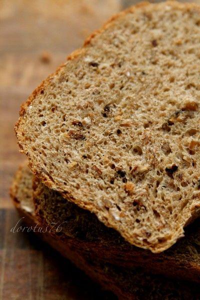 Granary bread (chleb z maszyny)