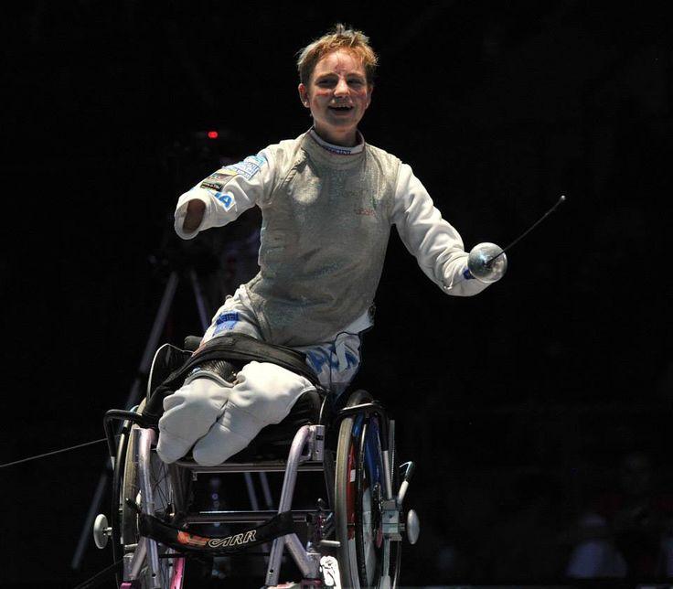 Beatrice Maria Vio, detta Bebe (Venezia, 4 marzo 1997), è una schermitrice italiana, campionessa olimpica e mondiale di fioretto individuale paralimpico in carica.