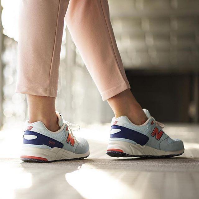 Sneakers femme - New Balance WL999 by @overkillwomen