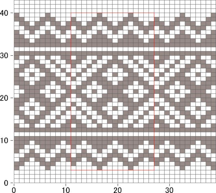 1000+ images about Charts for Fair Isle, Jacquard, crochet, cross-stitch on Pinterest | Filet ...