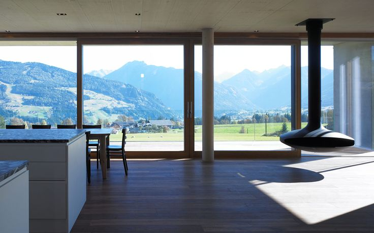 Dom w Rosenheim, Niemcy. Produkty: SGG CLIMATOP LUX.#glass #architecture #glass_for_home