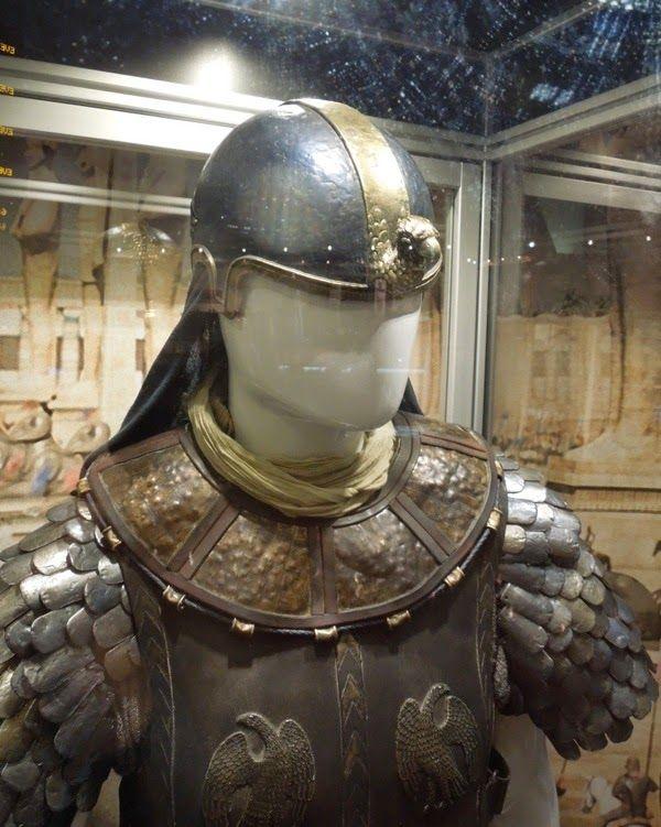 Moses helmet Exodus: Gods and Kings