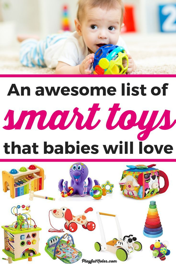 fb4bb755c22d If you are looking for some smart toys for babies, here is a list of our  favorite recommendations! They are awesome and your baby will love them!