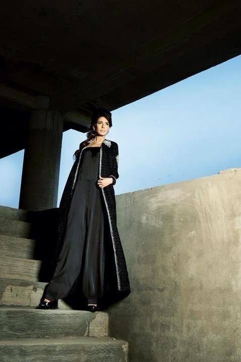 Mashaal Moazzam Winter Dresses 2014 For Women 005 for women local brands