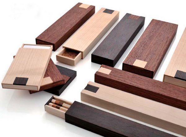 Masakage Tanno Wood pencil packaging