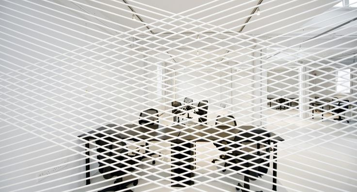 Integrating partitions/ Create Hub, Office London - 4M Group