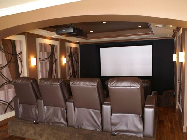 45 best DIY Home Theater images on Pinterest How to Build a Home Theater. Diy Home Theater Design. Home Design Ideas