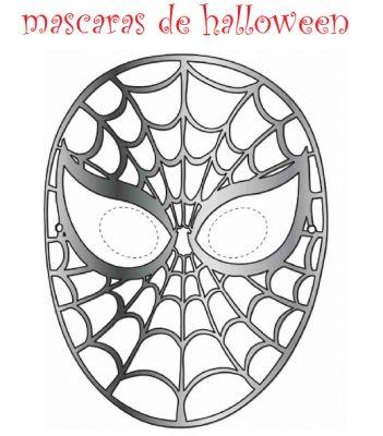 Colección de 130 máscaras y caretas de halloween