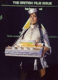 ice cream theatre vendor retro | selling tray | Pinterest ...  ice cream theat...