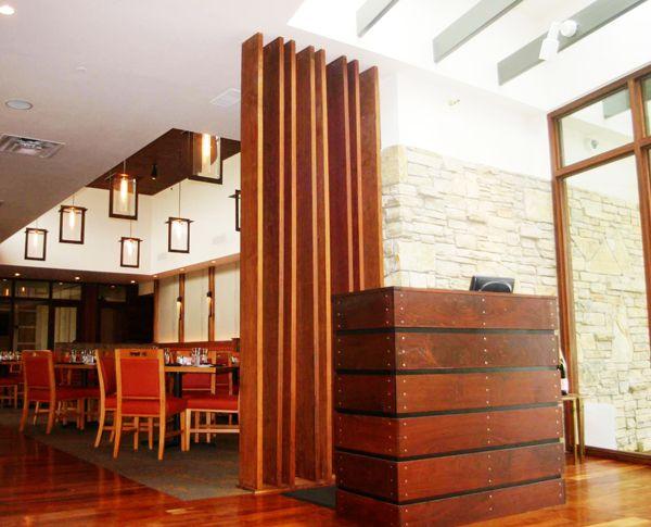 Best restaurant hostess station images on pinterest