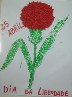 Educ@ naWeb ....Pré-Escolar: 25 de Abril