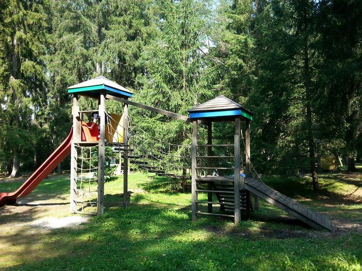Il parco Griselwaldile di San Candido