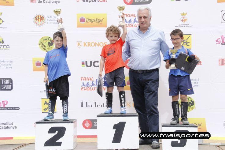 Copa Catalana Trial 2016 #2 l'Esquirol