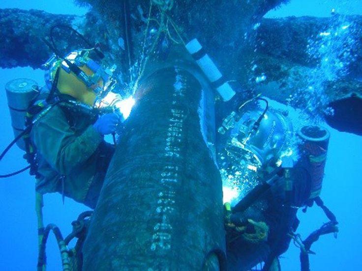 The  Best Underwater Welding Ideas On   Welding