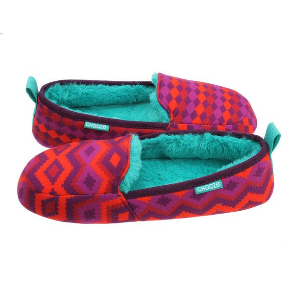 Cute slippers from www.choozeshoes.com (mostly kids' stuff, but these are women's slippers)