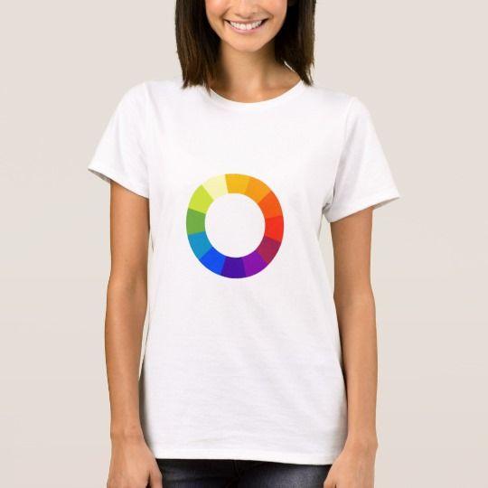 Pantone color wheel T-Shirt
